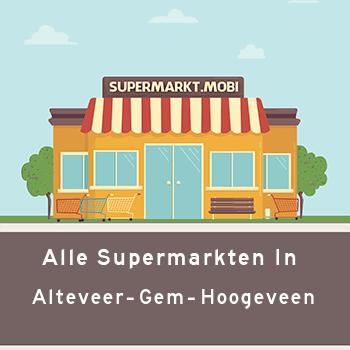 Supermarkt Alteveer gem Hoogeveen