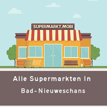 Supermarkt Bad Nieuweschans
