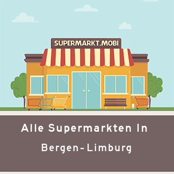 Supermarkt Bergen Limburg