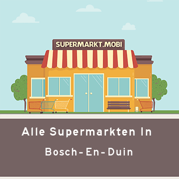 Supermarkt Bosch en Duin