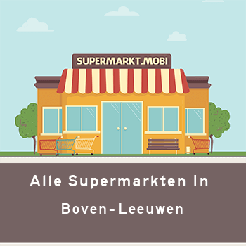 Supermarkt Boven-Leeuwen