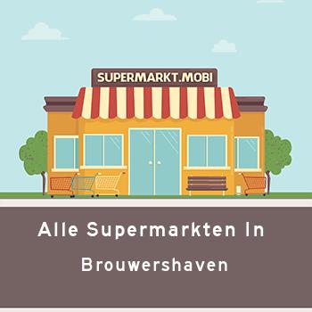 Supermarkt Brouwershaven