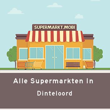 Supermarkt Dinteloord