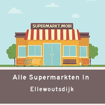 Supermarkt Ellewoutsdijk