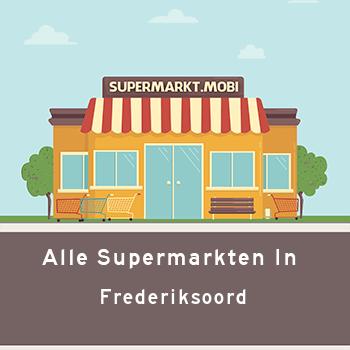 Supermarkt Frederiksoord