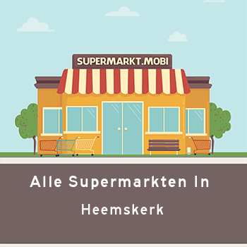 Supermarkt Heemskerk
