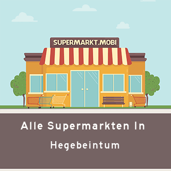 Supermarkt Hegebeintum