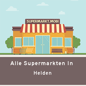 Supermarkt Helden