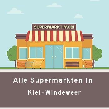 Supermarkt Kiel-Windeweer