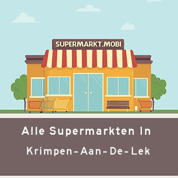 Supermarkt Krimpen aan de Lek