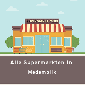 Supermarkt Medemblik
