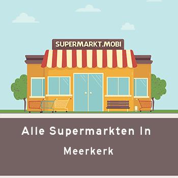 Supermarkt Meerkerk