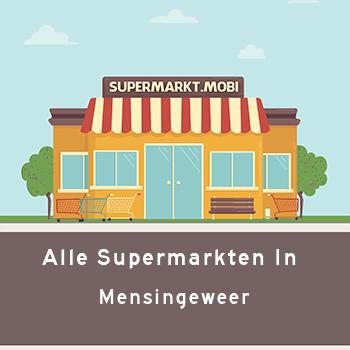 Supermarkt Mensingeweer