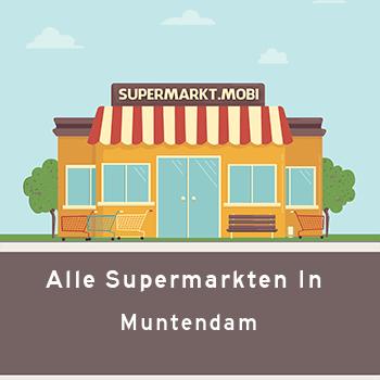 Supermarkt Muntendam
