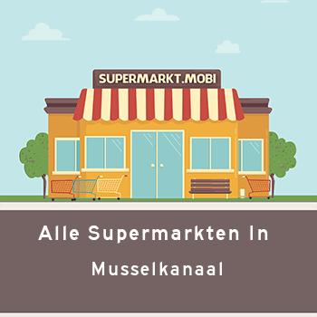 Supermarkt Musselkanaal