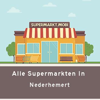 Supermarkt Nederhemert
