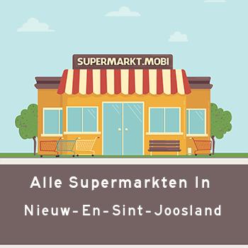 Supermarkt Nieuw- en Sint Joosland