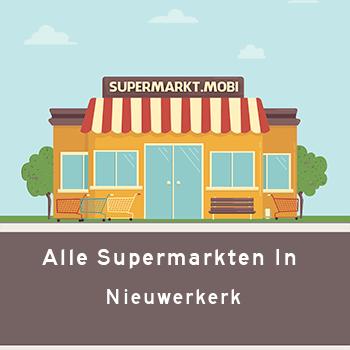 Supermarkt Nieuwerkerk