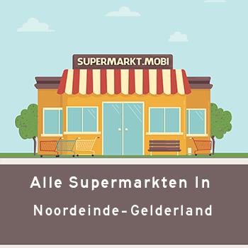 Supermarkt Noordeinde Gelderland