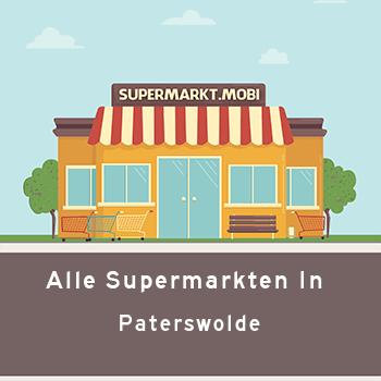 Supermarkt Paterswolde