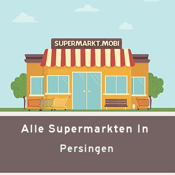 Supermarkt Persingen