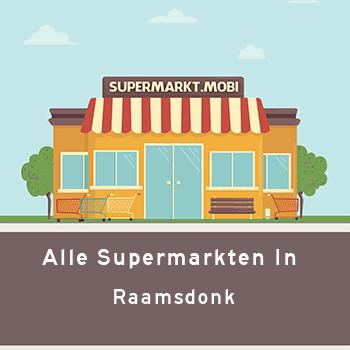 Supermarkt Raamsdonk