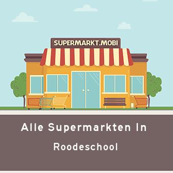 Supermarkt Roodeschool