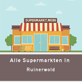 Supermarkt Ruinerwold
