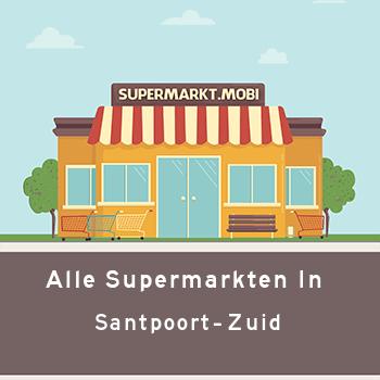 Supermarkt Santpoort-Zuid