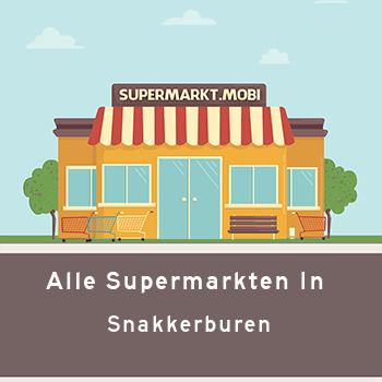 Supermarkt Snakkerburen