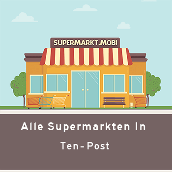 Supermarkt Ten Post
