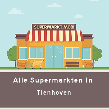 Supermarkt Tienhoven