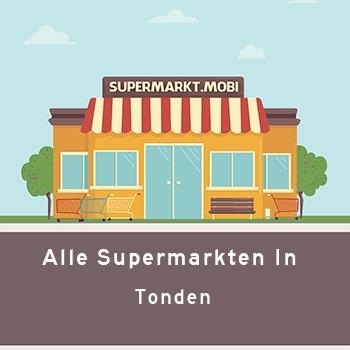 Supermarkt Tonden