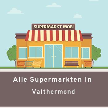 Supermarkt Valthermond