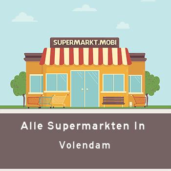 Supermarkt Volendam