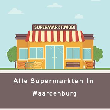 Supermarkt Waardenburg