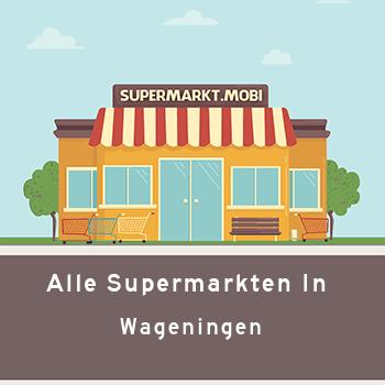 Supermarkt Wageningen