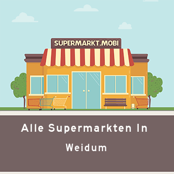 Supermarkt Weidum