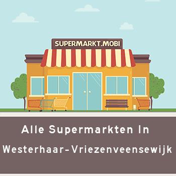 Supermarkt Westerhaar-Vriezenveensewijk