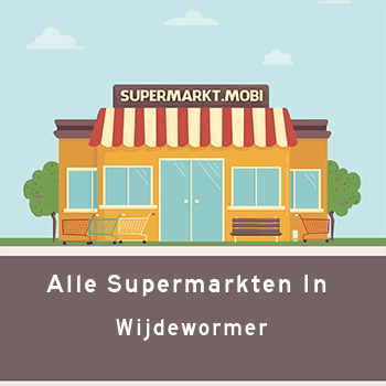 Supermarkt Wijdewormer